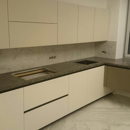 Столешница для кухни из кварцевого агломерата Caesarstone 6338 Woodlands
